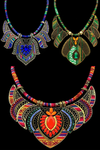 Boho Tribal Choker *WORLDWIDE FREE SHIPPING*