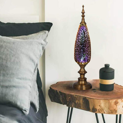Arabian Nights 3D Table Lamp *SHIPS ONLY IN USA*