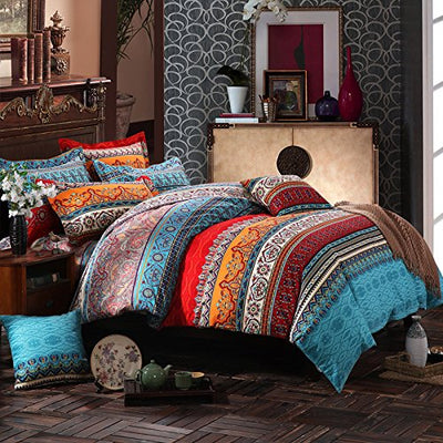 20% Boho Ethnic Bedding