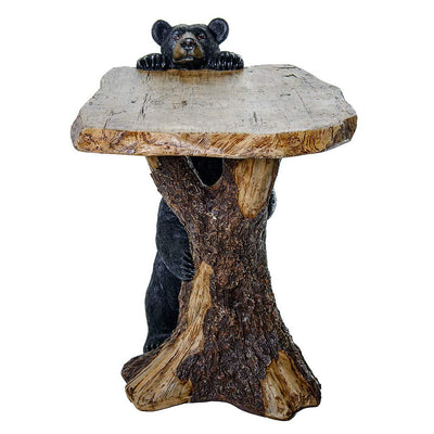 Black Bear Coffee Table *SHIPS ONLY IN US*