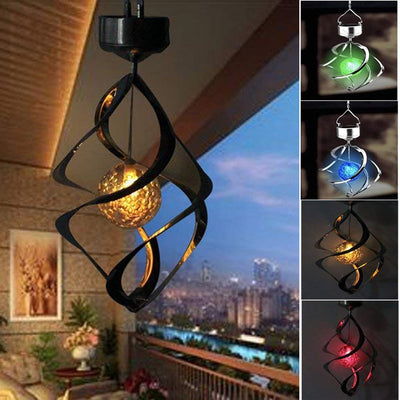 Revolving Solar Wind Chime LED *SHIPS ONLY IN US*