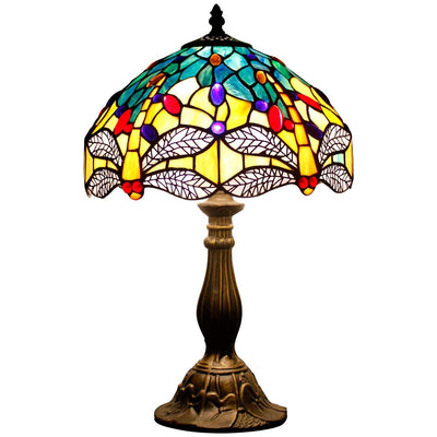 50% Dragonfly Glass Lamp