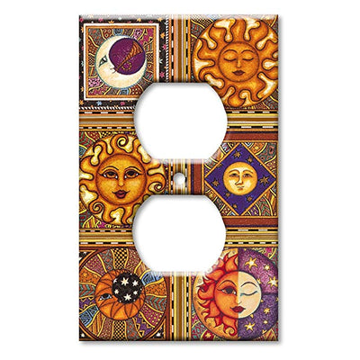 Celestial Theme Switch Plates/Covers *SHIPS ONLY IN US*