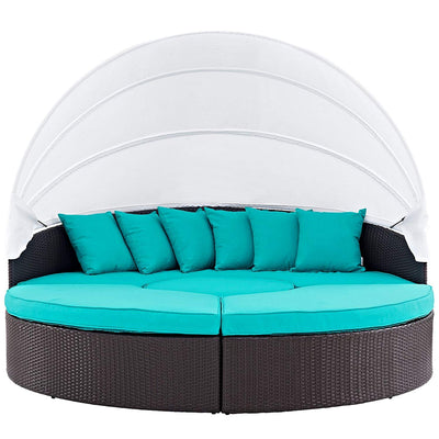*OUTDOOR* Patio Canopy Day Bed and Sofa *SHIPS ONLY IN US*