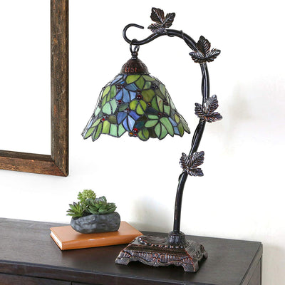 Enchanted Floral Table Lamp *SHIPS ONLY IN USA*