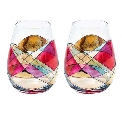 Stemless Wine Glasses *SHIPS ONLY IN US*