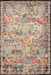 Multi Colored Oriental Rug *SHIPS ONLY IN US*