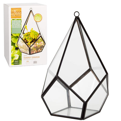 Geodesic Succulent Terrarium *SHIPS ONLY TO USA*