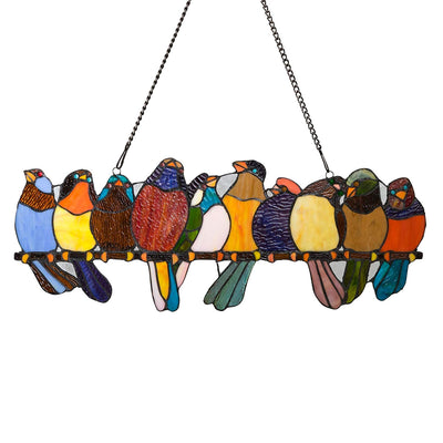 Singing Bird's Window Decor *SHIPS ONLY IN US*