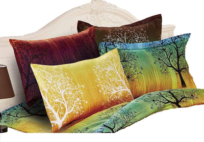 50% Colorful Tree Reversible 3Pc