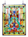 *HAND MADE* Victorian Window Panel *SHIPS ONLY IN US*