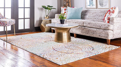 Unique Modern Area Rug *SHIPS ONLY IN US*