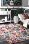 Boho Melody Area Rug *SHIPS ONLY IN US*
