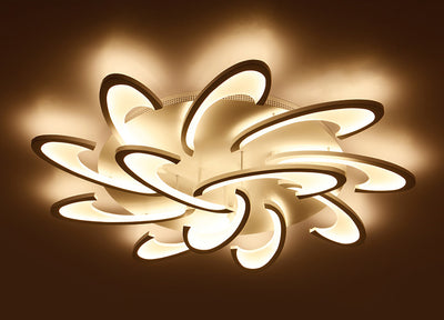40% Windmill Ceiling Light