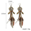 Boho Dreamcatcher Hippie Earring *FREE DELIVERY*