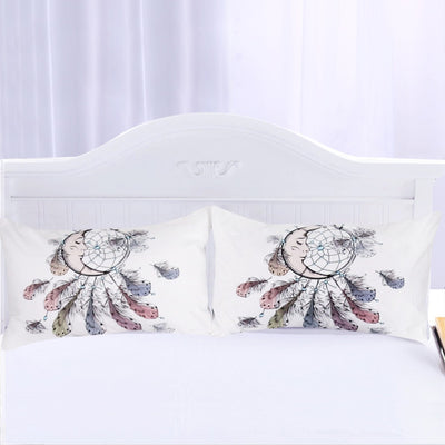 Moon Dreamcatcher Pillow cases- Set of 2