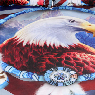 *Proud* Eagle Dreamcatcher Set *FREE SHIPPING*