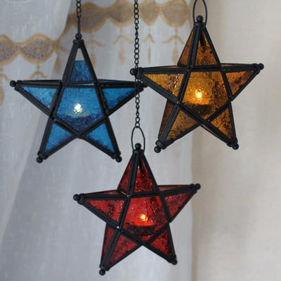 Moroccan Star Candle Holder *FREE SHIPPING*