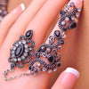 Vintage Angel Bohemian Ring
