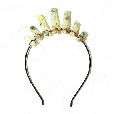 Artilady Colorful Crystal Crown Hairband *FREE DELIVERY*