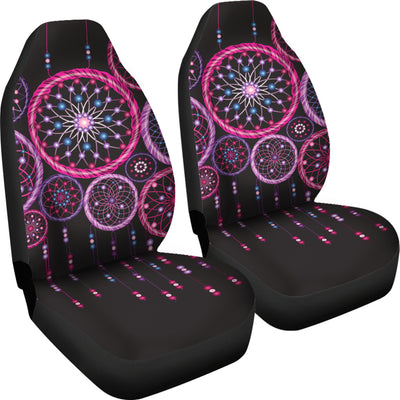 Purple-Pink Dreamcatcher Car Seat Cover - Free Express Line Delivery