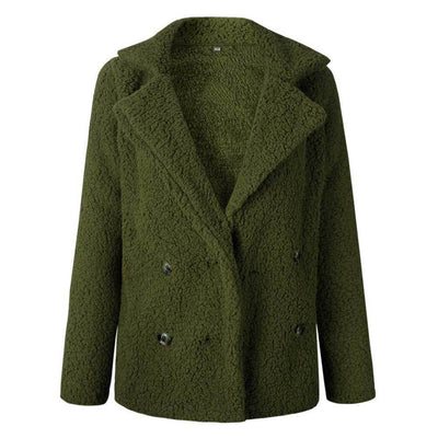 Stylish Teddy Jacket *WORLDWIDE FREE SHIPPING*
