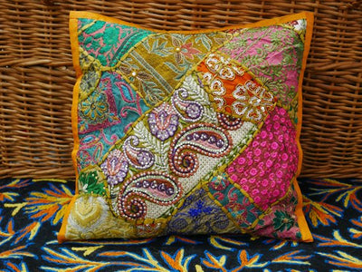 *HAND MADE* Boho Pillow Covers *EXCLUSIVELY SHIPS WORLDWIDE*