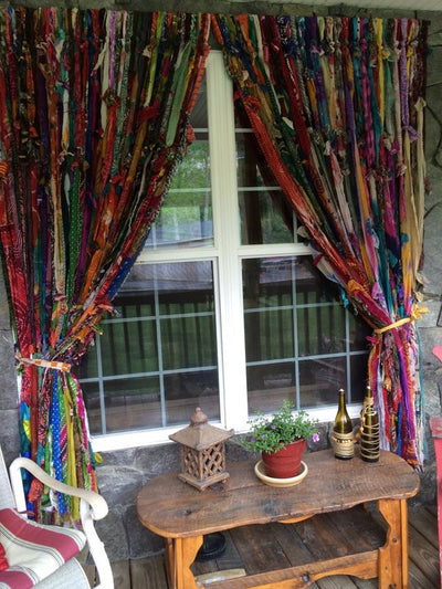 50% Bohemian Long Decor Curtain