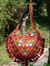 *EXCLUSIVE* Handmade Patchwork Boho Bag *SHIPS ONLY IN US*