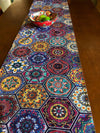*HANDMADE* Boho Soul Table Runner *WORLDWIDE FREE SHIPPING*