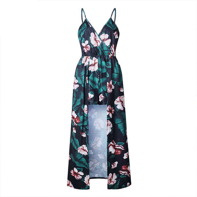 Floral Spaghetti Jumpsuit *FREE SHIPPING*