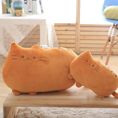 Biscuit Cat Pillow