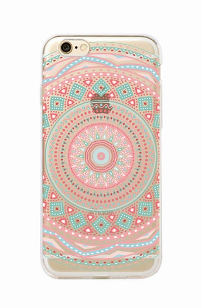 Henna Mandala Cases for iPhone's *FREE SHIPPING*