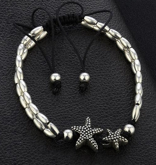 Starfish Bohemian Anklet *PAY FOR SHIPPING ONLY*