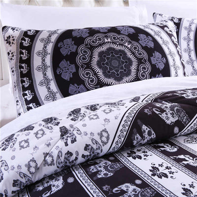 Royal Elephant™ Comforter Set - 3Pcs In Queen Size *FREE SHIPPING*