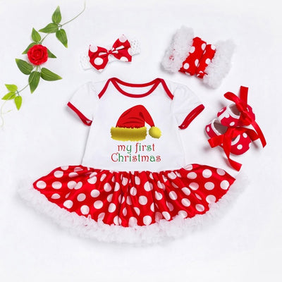 First Christmas Tutu Romper *FREE SHIPPING*