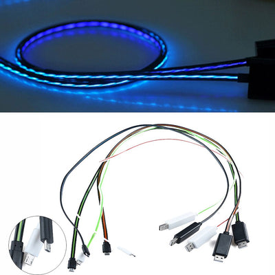 Fast & Stable Flowing LED Charger *Micro USB Devices*