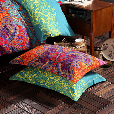 50% Boho Ethnic Bedding