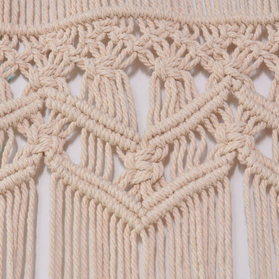 1 Panel Handmade Macrame Curtain *FREE DELIVERY*
