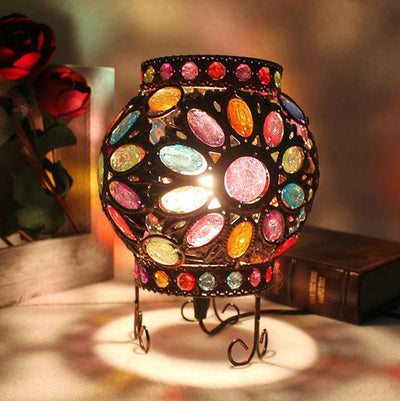 40% Rainbow Medi Table Lamp