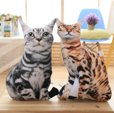 Cute Cat Cushions