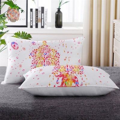 Elephant Soft Down Alternative Pillow