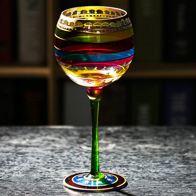 20 Boho Crystal Cocktail Glass