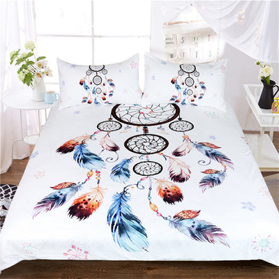Feather Dreamcatcher Duvet Cover Set *FREE SHIPPING*