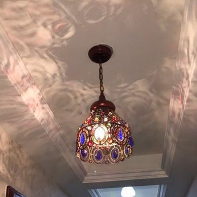 40 Colorful Chandelier