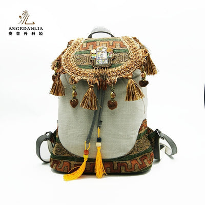 40%  Boho Tassel Backpack *FREE SHIPPING*