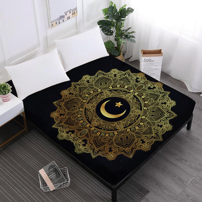 Mandala Designs Fitted Sheet *FREE SHIPPING*