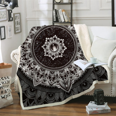 Gemstone Vintage Blanket by Brizbazaar *FREE SHIPPING*