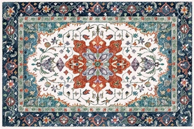 Boho Vintage Persian Rug *WORLDWIDE FREE SHIPPING*