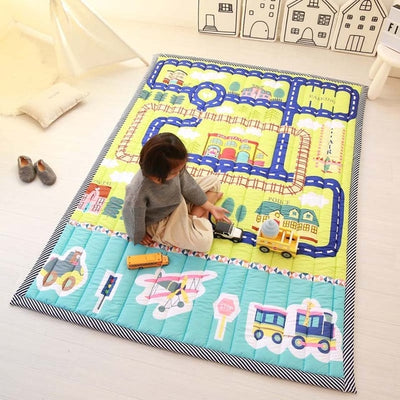Shining Thick Toddler Rugs *FREE WORLDWIDE DELIVERY*